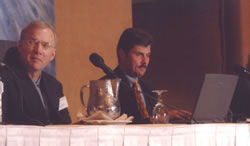 Live Surgery – Workshop, Orlando, USA, March 2003. Dr Michael L. Beehner (USA), Dr Jerzy Kolasiński.