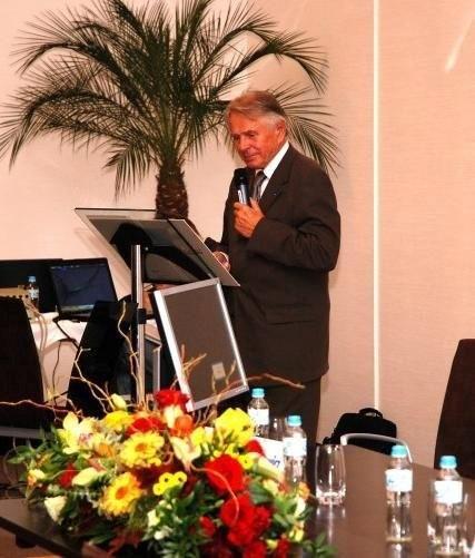 Professor Jerzy Woy-Wojciechowski – President of the Polish Medical Association.