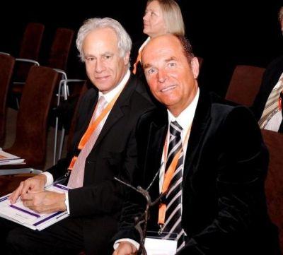 Mr. Michael Polakov i prof. Michael Klentze