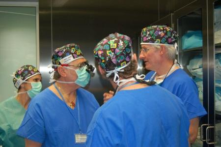 Kolasiński Clinic holds International Surgical Workshop